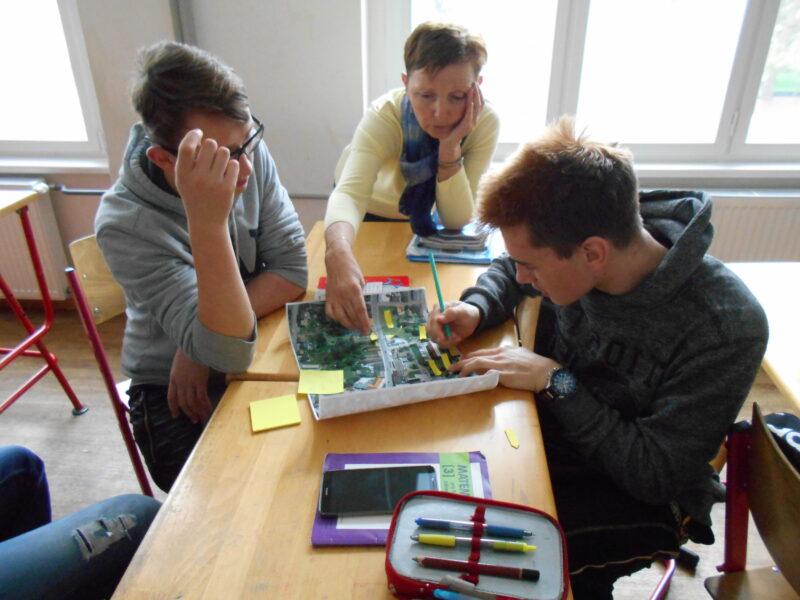 Workshop s žáky ze Základní školy Starý Plzenec