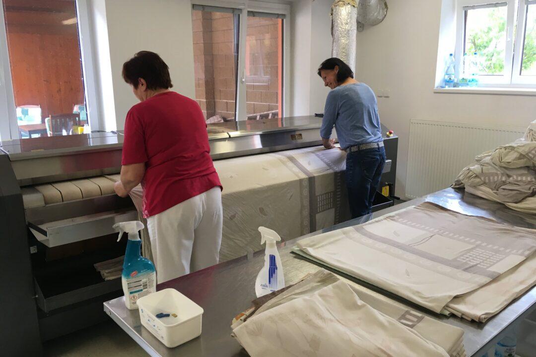 provoz prádelny Ráj v Příchovji