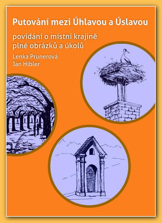 obálka učebnice Putování mezi Úhlavou a Úslavou